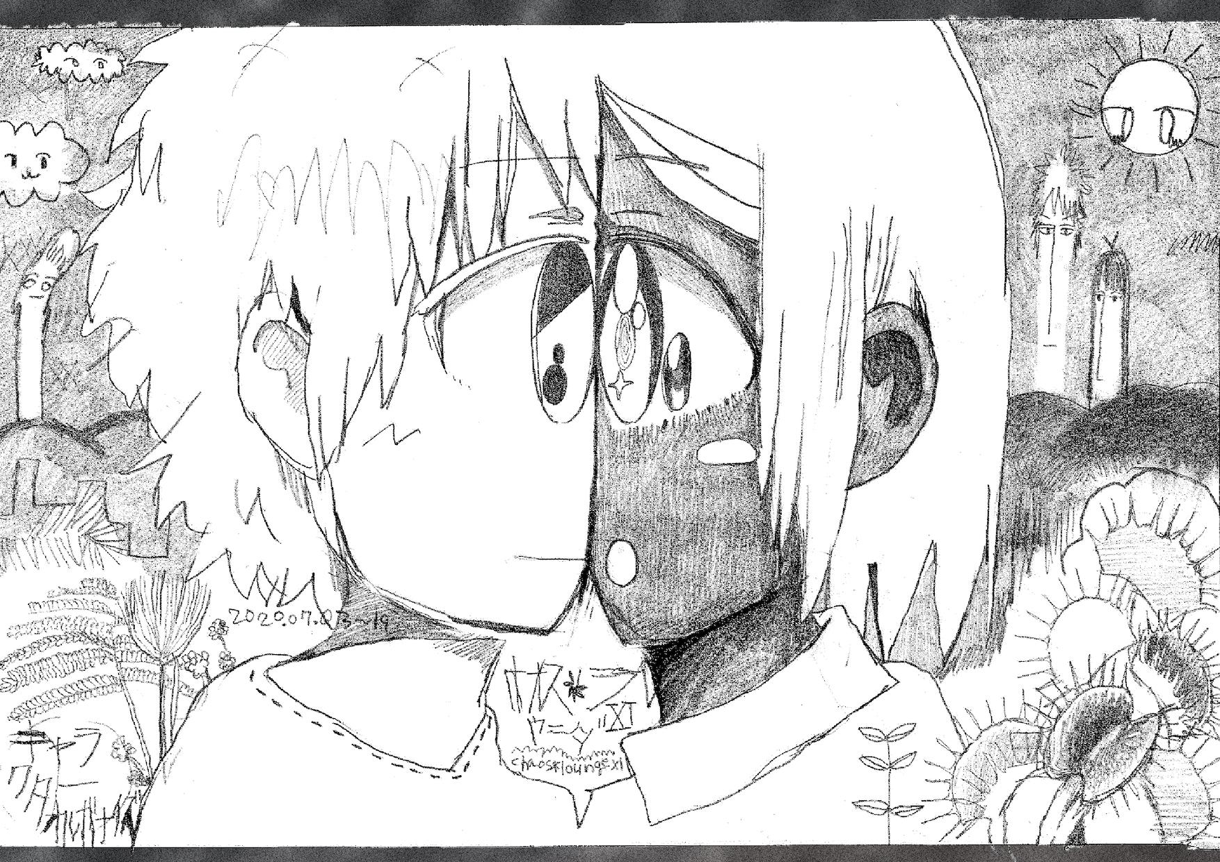 『カオス*ラウンジXI キャラクターオルガナイズ』